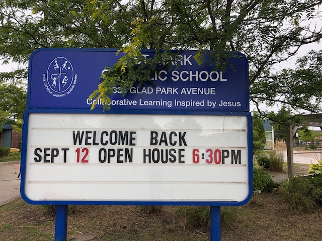Welcome to Another Exciting School Year at St. Mark!
