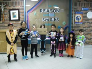 Congratulations to our Spook-A-Thon Winners!