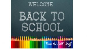Welcome and Welcome Back to the 2020-2021 School Year!